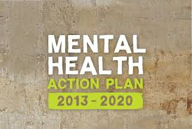 Menta Health Action Plan 2013-2020